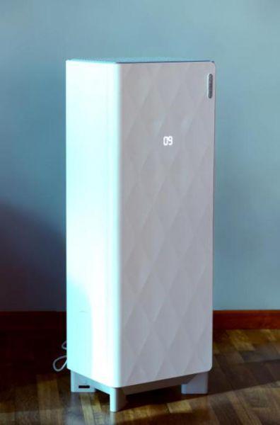 支持苹果HomeKit的空气堡新风系统 即将革新你的生