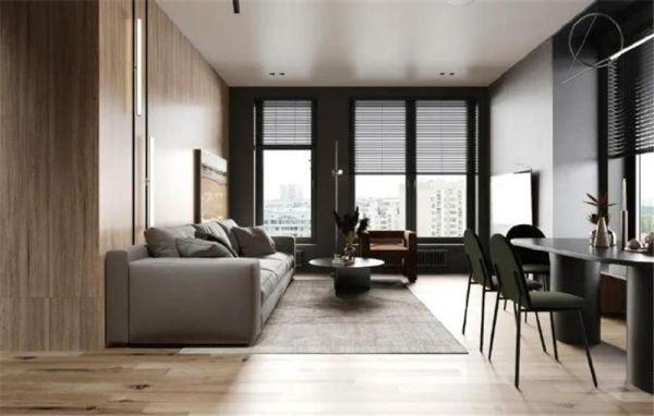 56㎡简约风公寓,舒适又实用